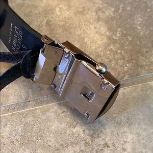 Express Accessories - Express American flag rhinestone belt